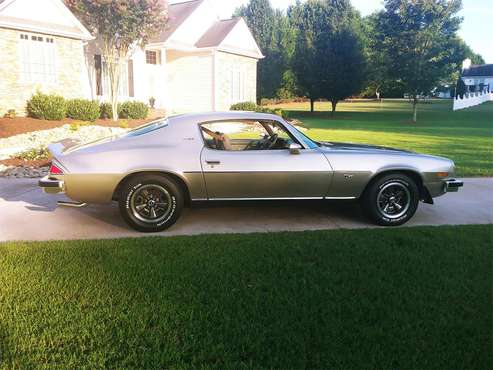 1974 Chevrolet Camaro Z28 for sale in Williamston , SC