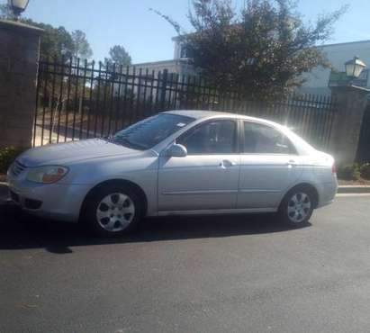 2007 Kia Spectra LX - Good miles, Drives great, travel-ready for sale in West Columbia, SC