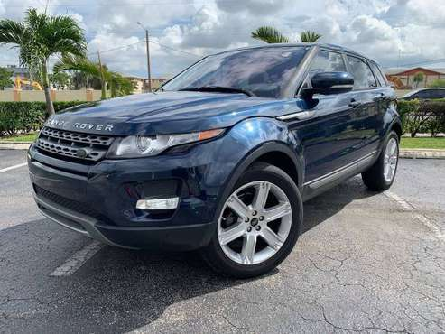 2013 *RANGE* *ROVER* EVOQUE CLEAN TITLE $2,000 DOWN for sale in Hollywood, FL