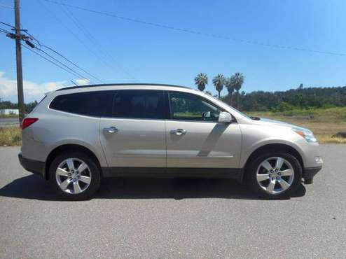 REDUCED PRICE!! 2012 CHEVY TRAVERSE LTZ AWD %LOOK% for sale in Anderson, CA