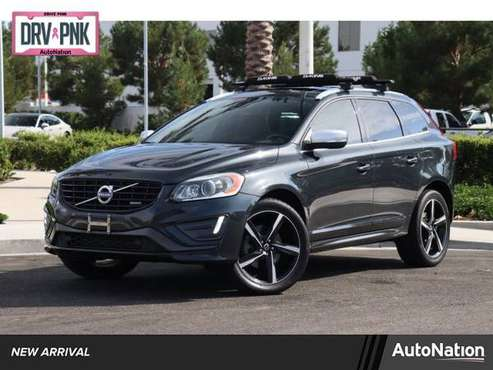 2014 Volvo XC60 3.0L R-Design Premier Plus AWD All Wheel SKU:E2555630 for sale in Irvine, CA