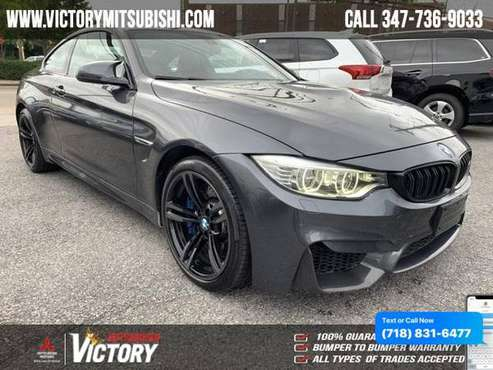 2016 BMW M4 Base - Call/Text for sale in Bronx, NY