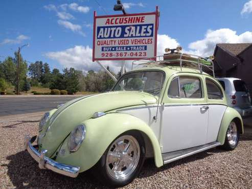 1960 VW BUG (SOLD) for sale in Pinetop, AZ