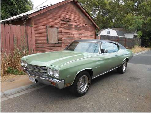 1970 Chevrolet Chevelle for sale in Roseville, CA