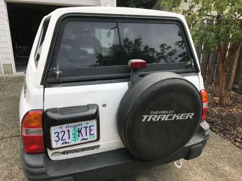 2002 Geo Tracker for sale in Newberg, OR