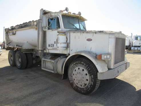1987 Peterbilt T/A Dump Truck for sale in Coalinga, OR