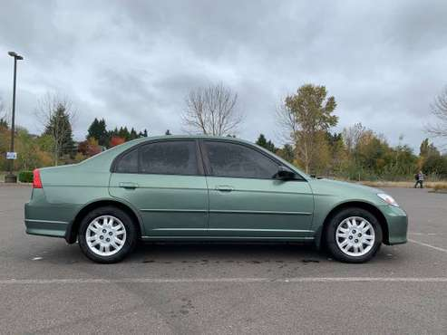 2004 Honda Civic for sale in Salem, OR