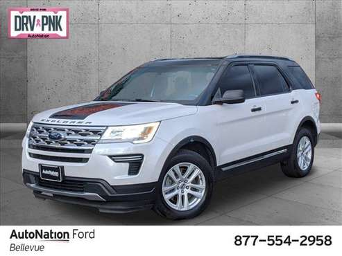 2018 Ford Explorer XLT 4x4 4WD Four Wheel Drive SKU:JGB90765 - cars... for sale in Bellevue, WA