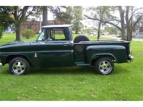 1963 Chevrolet C10 for sale in Cadillac, MI
