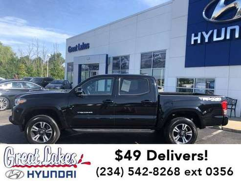 2016 Toyota Tacoma truck TRD Sport for sale in Streetsboro, OH