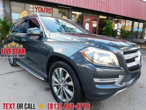 2014 Mercedes-Benz GL450 GL450 TAX TIME DEAL!!!!! EASY... for sale in TAMPA, FL