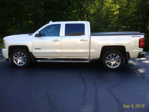 2015 Chevy High Country 1500 for sale in Oxford, MA