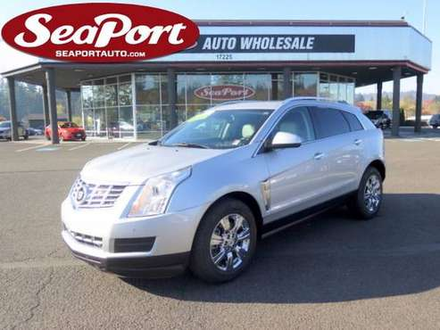 2016 Cadillac SRX Luxury Collection 4 Door SUV *Loaded* - cars &... for sale in Portland, OR