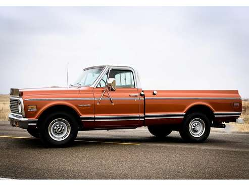 1971 Chevrolet Cheyenne for sale in Billings, MT