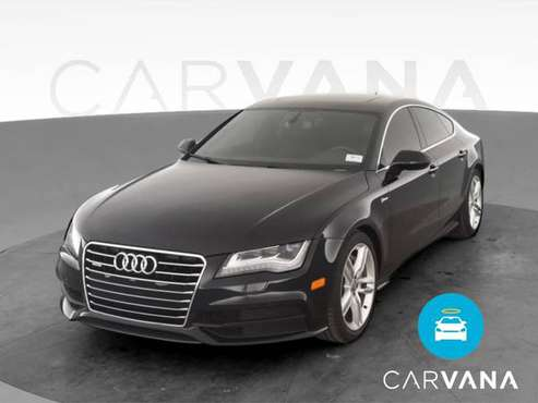 2014 Audi A7 Prestige Sedan 4D sedan Black - FINANCE ONLINE - cars &... for sale in La Jolla, CA