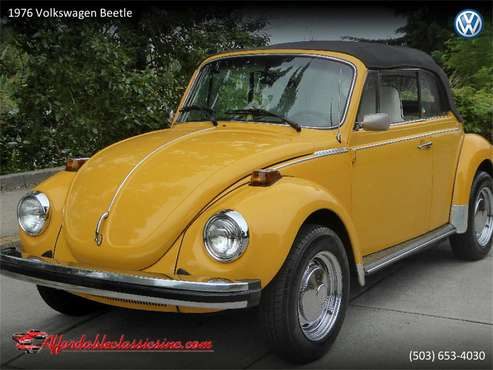 1976 Volkswagen Beetle for sale in Gladstone, OR