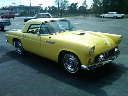 1955 Ford Thunderbird for sale in Simpsonsville, SC