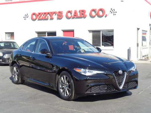 2017 Alfa Romeo Giulia AWD***FINANCING AVAILABLE*** for sale in Garden City, ID
