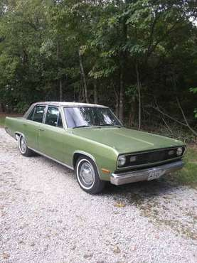 1972 Plymouth Valiant for sale in Elizabethtown, KY