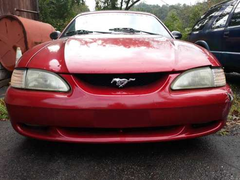 96 Mustang GT Convertible for sale in Elizabeth, PA