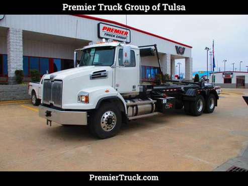 2019 *Western Star* *4700SB* *75K Galbreath Roll Off 47 for sale in Tulsa, OK