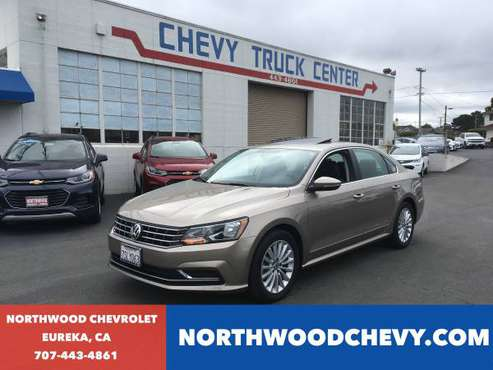 *** 2016 VOLKSWAGEN PASSAT 4dr Sdn 1.8 Turbo Auto *** for sale in Eureka, CA