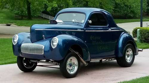 1941 Willys Coupe for sale in Columbia, IL