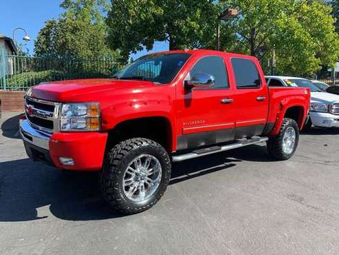 2010 Chevrolet Silverado 1500 LT1 Crew Cab*4X4*Lifted*Tow Package* for sale in Fair Oaks, CA