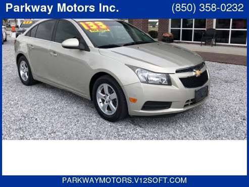 "2014 Chevrolet Cruze ECO Manual * ""For the RIGHT selection , at the... for sale in Panama City, FL"