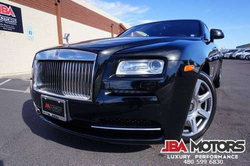 2014 Rolls-Royce Wraith Coupe ~ HUGE $318K MSRP! for sale in Mesa, AZ
