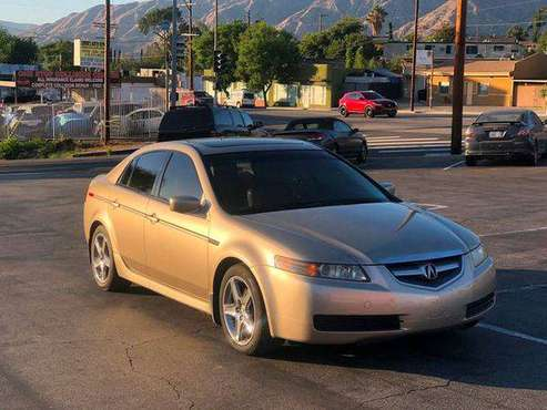 2006 Acura TL w/Navi 4dr Sedan 5A - ALL CREDIT ACCEPTED! for sale in Los Angeles, CA