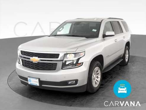 2020 Chevy Chevrolet Tahoe LT Sport Utility 4D suv Silver - FINANCE... for sale in Boulder, CO