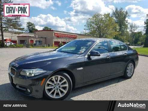 2016 BMW 5 Series 535i xDrive AWD All Wheel Drive SKU:GG260005 for sale in Mount Kisco, NY