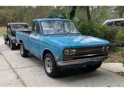 1972 Datsun 1600 for sale in Cadillac, MI