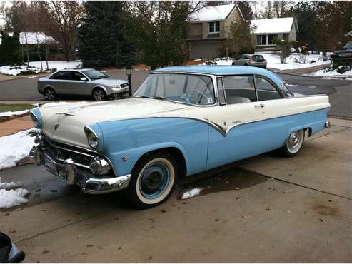 1955 Ford Fairlane Victoria for sale in Boulder, CO