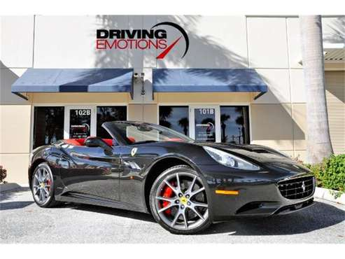 2010 Ferrari California for sale in West Palm Beach, FL
