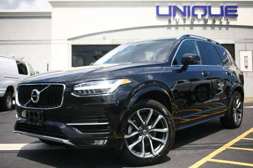 2019 *Volvo* *XC90* *T6 AWD Momentum* Onyx Black Met for sale in south amboy, NJ