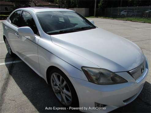 2007 Lexus IS250 for sale in Orlando, FL