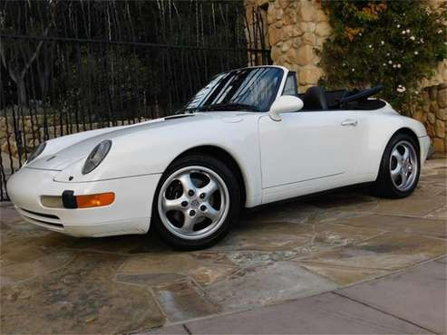 1995 Porsche 911 for sale in Santa Barbara, CA