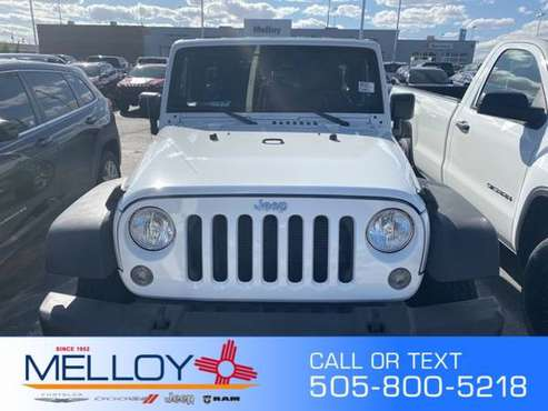 2014 Jeep Wrangler Unlimited Unlimited Rubicon for sale in Los Lunas, NM