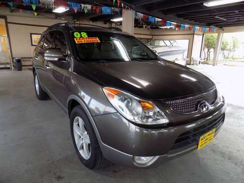 2008 HYUNDAI VERACRUZ - cars & trucks - by dealer - vehicle... for sale in Oklahoma City, OK