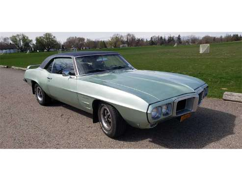 1969 Pontiac Firebird for sale in West Pittston, PA