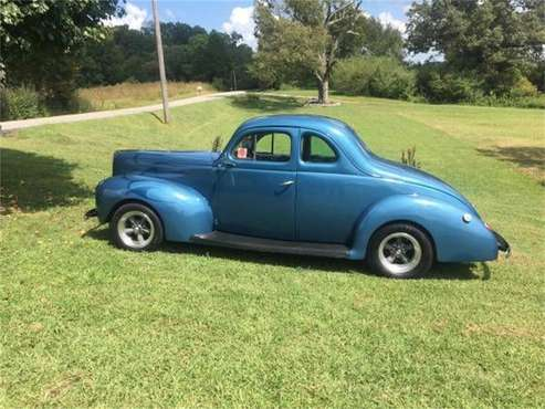 1940 Ford Coupe for sale in Cadillac, MI