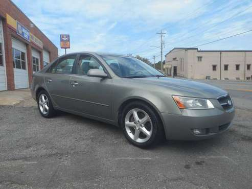 2007 SONATA LIMITED-TRADES WELCOMM*CASH OR FINANCE for sale in Benton, AR