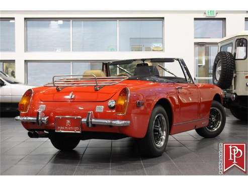 1973 MG Midget for sale in Bellevue, WA