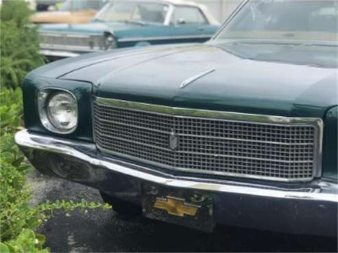 1970 Chevrolet Monte Carlo for sale in Miami, FL