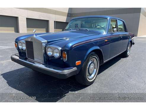 1974 Rolls-Royce Silver Shadow for sale in Boca Raton, FL