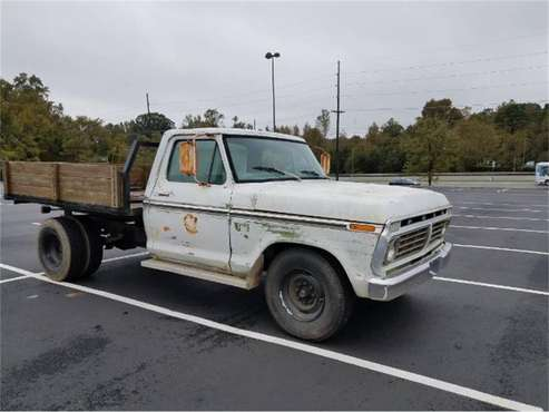 1973 Ford F350 for sale in Cadillac, MI