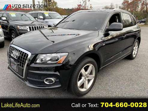 2011 Audi Q5 3.2 quattro Premium ~FINANCE EVERYONE~* - cars & trucks... for sale in Mooresville, NC
