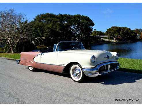 1956 Oldsmobile 98 for sale in Clearwater, FL